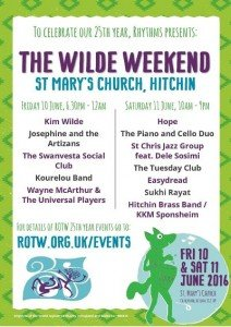 the wilde weekend kim wilde hitchin
