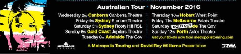 australian tour400